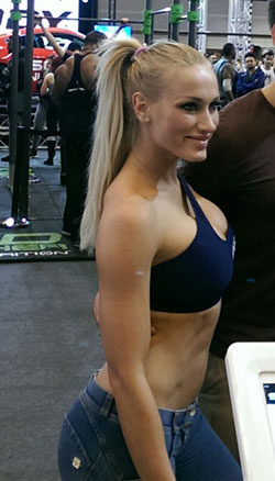 salon du fitness sexy 1